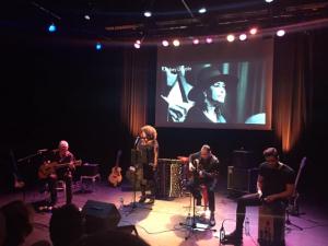 Mae Brown zondag in de Mannenzaal: swingen met soul