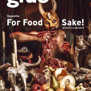 For Food Sake, een ode aan voedsel in Kunsthuis Glue