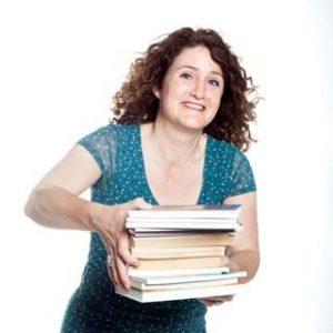 Schrijver Annette Verspoor vertelt in De Ploegh