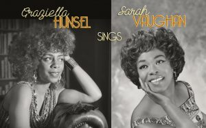 Graziëlla Hunsel Rivero 'tribute to Sarah Vaughan' @ De Observant