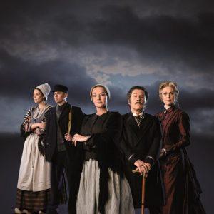 Op Hoop van Zegen - een oer-Hollandse musical Bill van Dijk, Mariska van Kolck, Joke de Kruijf e.a. @ Flint