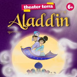 Aladdin (6+) Theater Terra @ Flint
