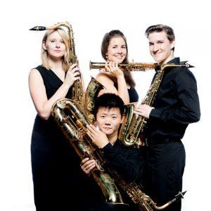 Ardemus Quartet @ St Aegtenkapel