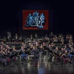 Fanfare Korps Nationale Reserve Korpsconcert o.l.v. Chef-dirigent Kapitein Alfred Willering @ Flint