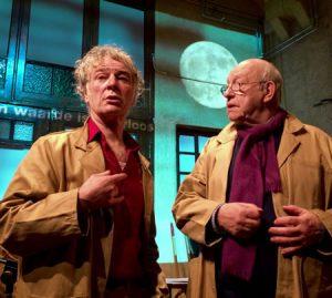 Lucebert - Alles van waarde is weerloos Theatergroep Flint @ Beauforthuis