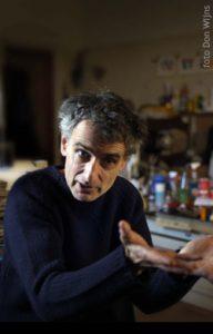 Frits Nolte houdt kunstenaarsgesprek met leden De Ploegh