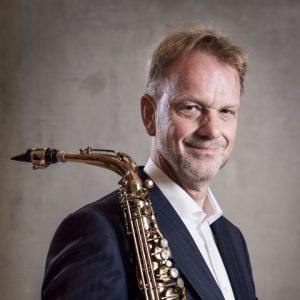 Arno Bornkamp (saxofoon) @ St Aegtenkapel
