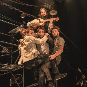 Machine de Cirque @ Flint