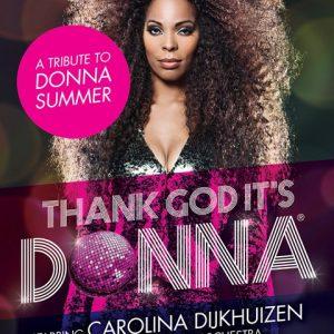 Thank God it's Donna Donna Summer's Last Dance @ Flint