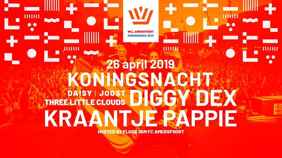Koningsnacht @ Eemplein, Amersfoort