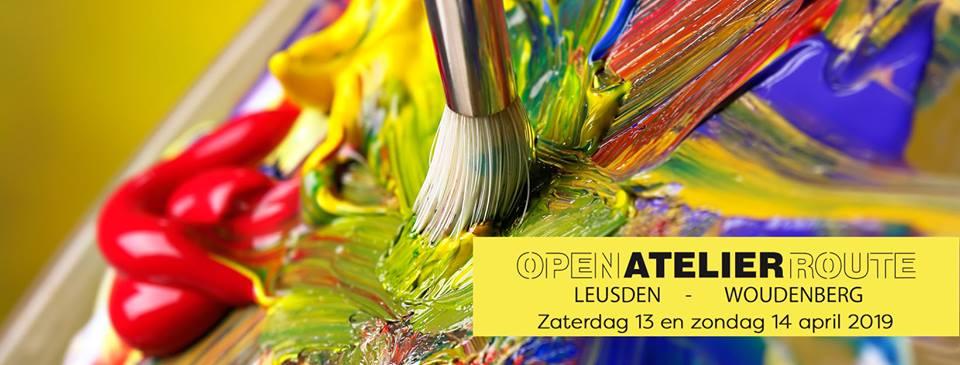 Open Atelier Route @ Leusden/Woudenberg