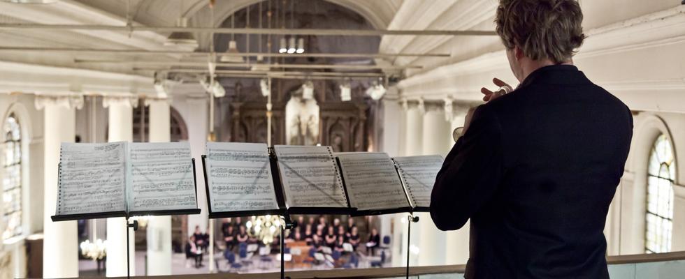 Amersfoorts Cantatekoor en –orkest @ St Franciscus Xaveriuskerk