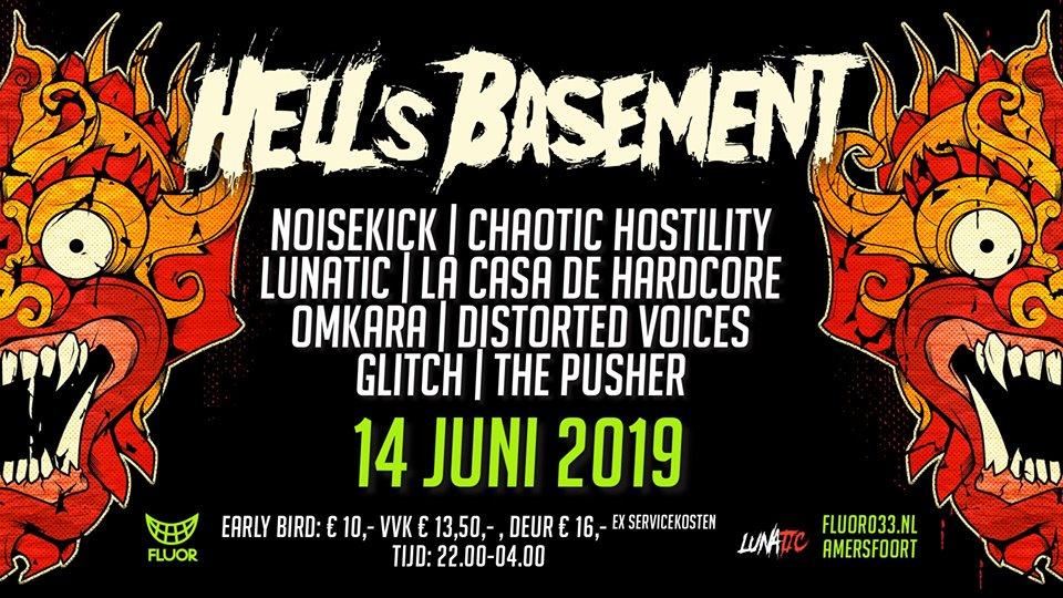 Hell's Basement @ Fluor-Zaal