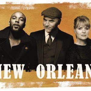 Ricky Koole, Leo Blokhuis & Ivan Peroti New Orleans @ Flint