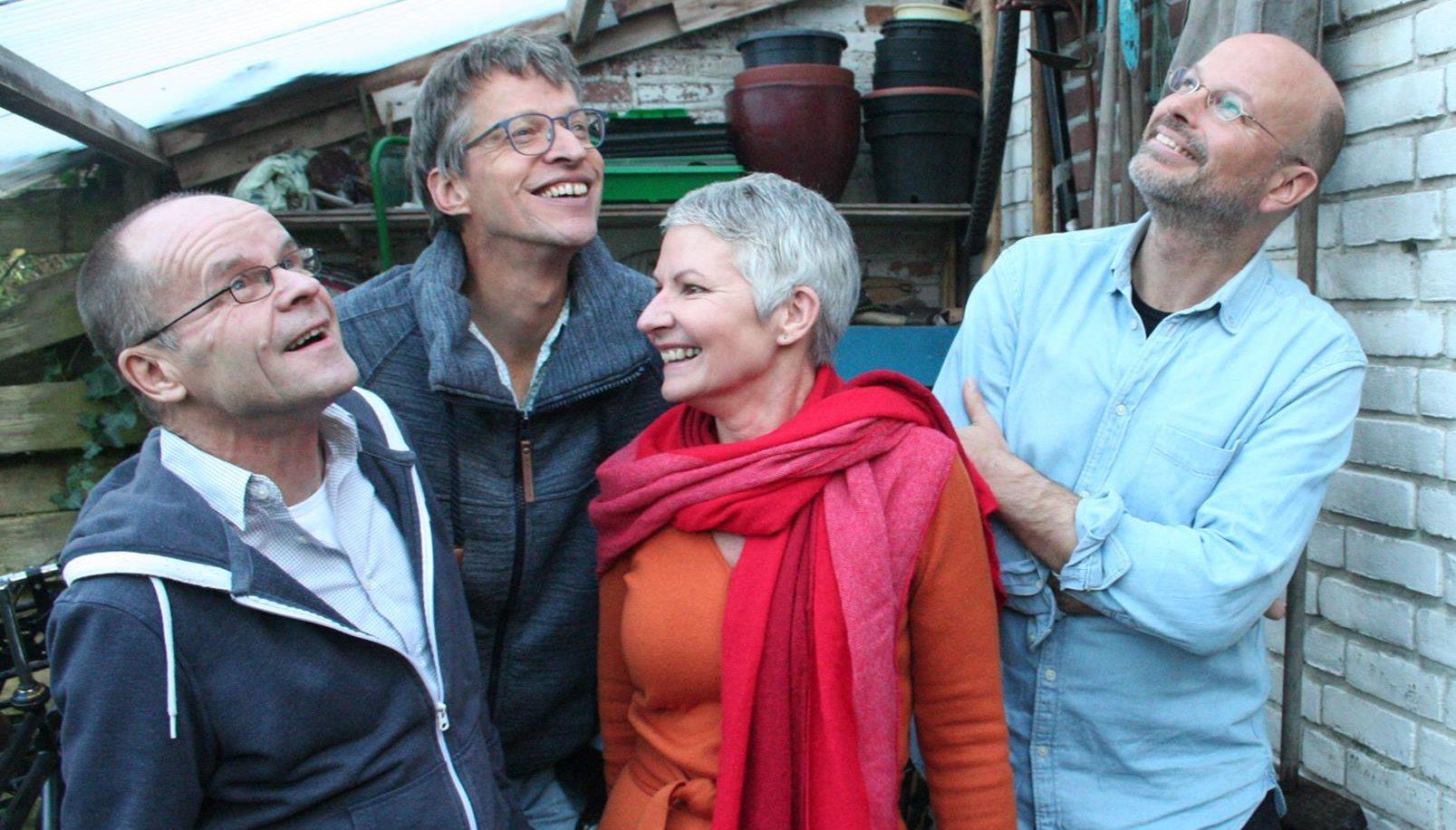 Joli Cuer: Rex et Regina @ De Amersfoortse Zwaan