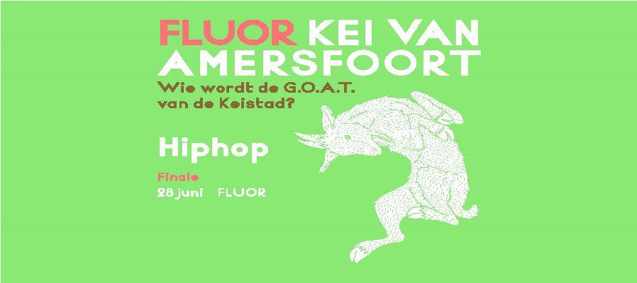 Finale Kei van Amersfoort: Hiphop @ Fluor-Café