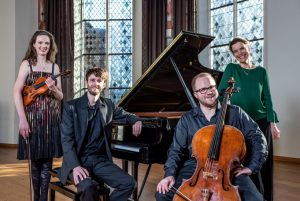 Music on Chairs: Artonis pianotrio @ Mariënhof-Singelzaal