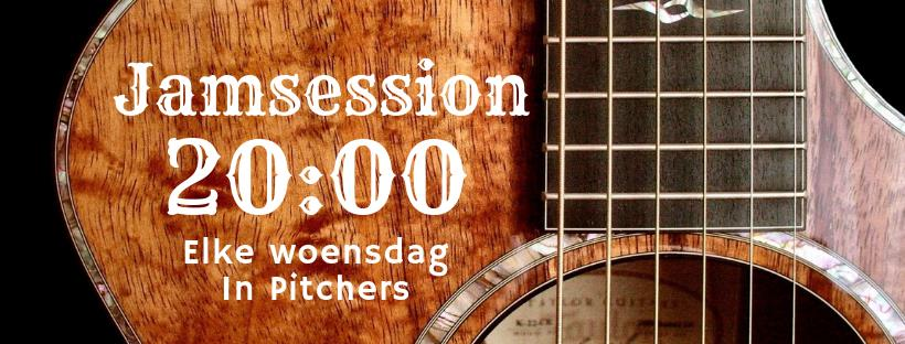 Jamsessie @ Pitchers