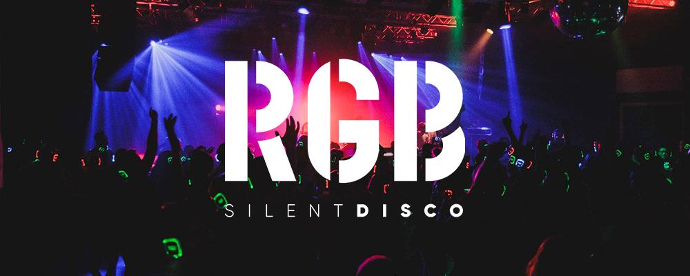 RGB Silent Disco @ Fluor-Zaal