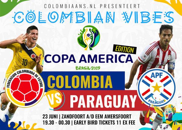 Colombian Vibes @ Zandfoort aan de Eem