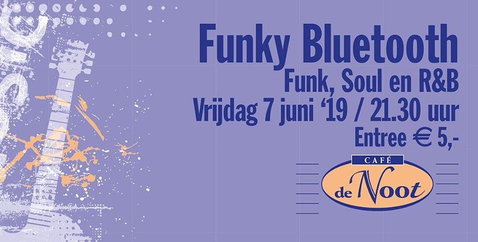 Funky Bluetooth @ Café de Noot