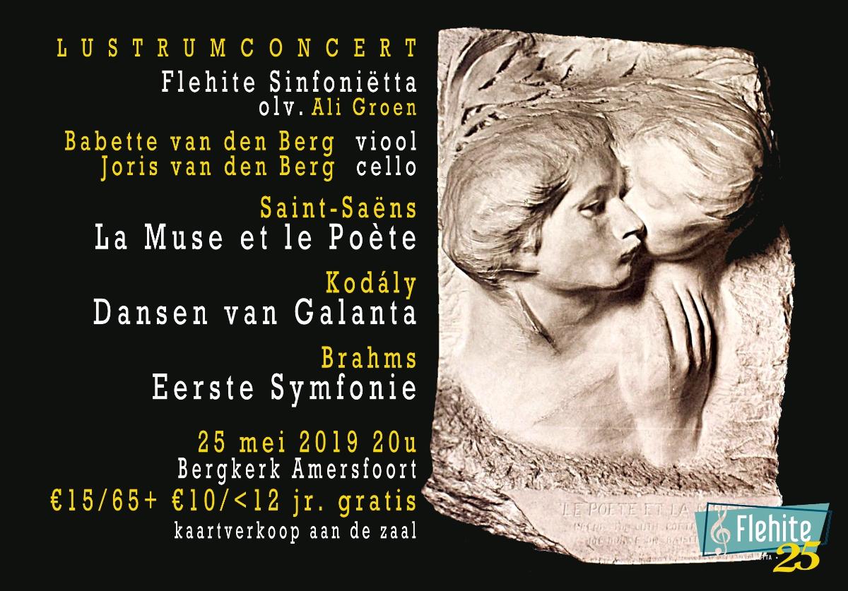 Flehite Sinfoniette 25 jaar @ Bergkerk