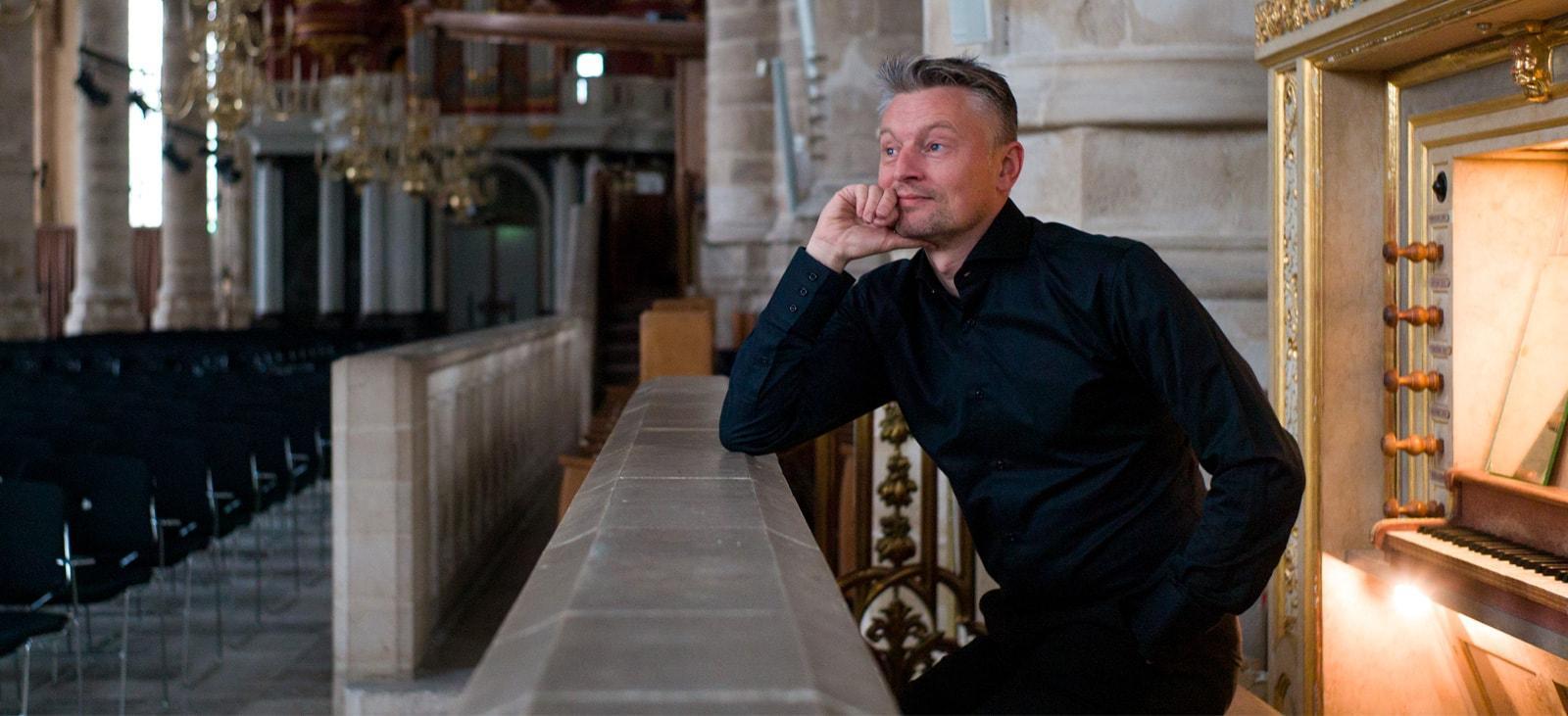 Orgelconcert: Hayo Boerema @ Oude Kerk