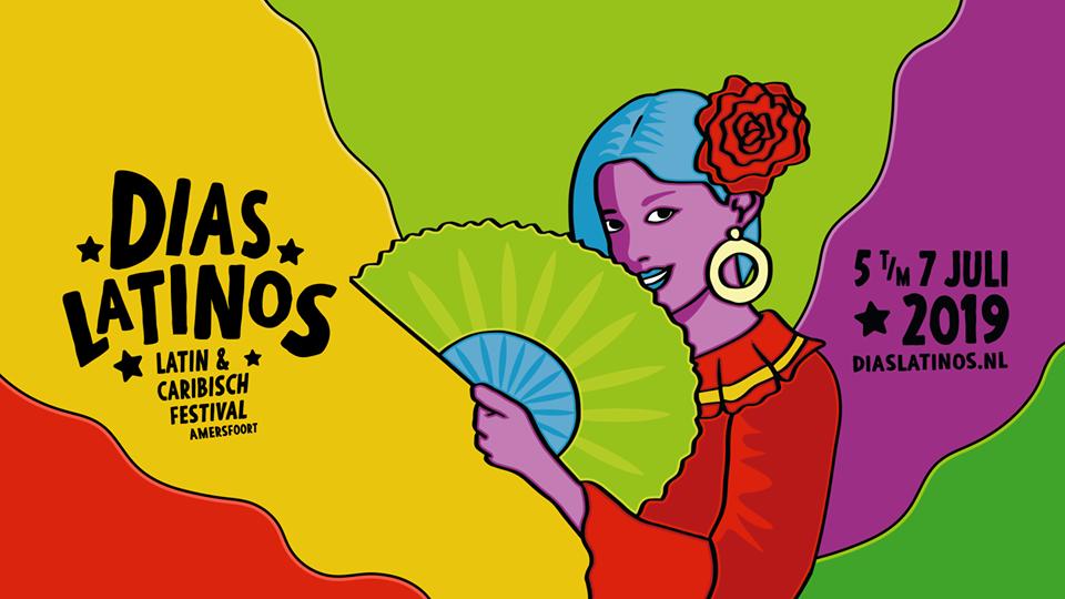 Dias Latinos @ Binnenstad