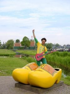 """Dirk Scheele: """"In Holland staat een huis"""" @ Openluchttheater Cabrio"""