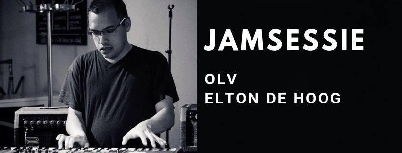 Jamsessie olv Elton de Hoog @ Pitchers