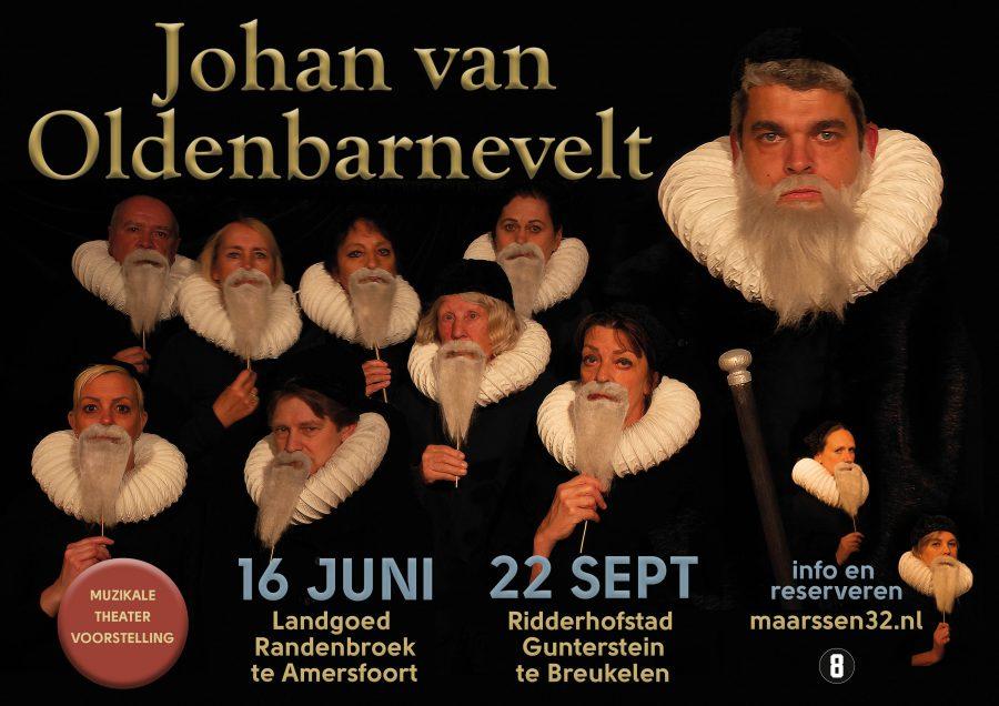 Maarssen '32: Johan van Oldenbarnevelt @ Park Randenbroek