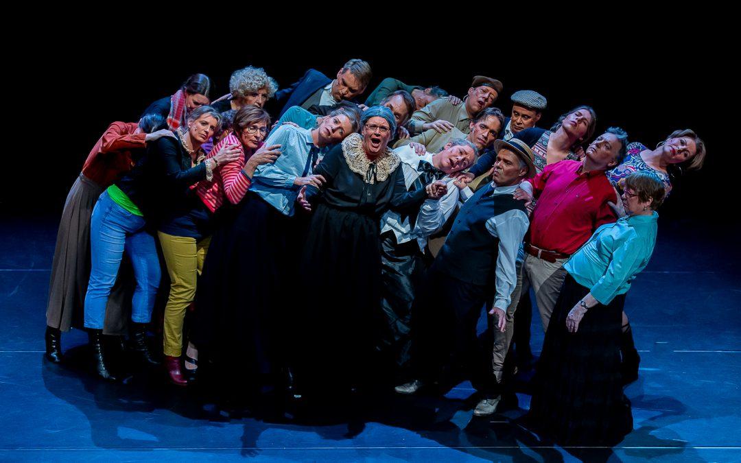 Muziektheater Totaal: De magische reis @ Nieuwe Erven