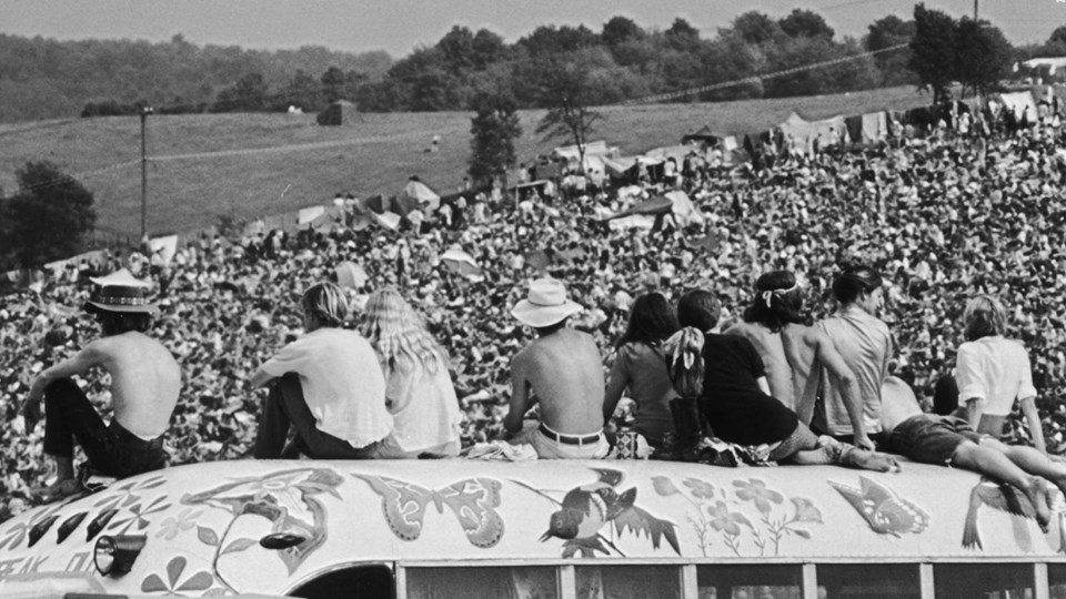 Woodstock Tribute x Midzomernacht @ Boothill Saloon