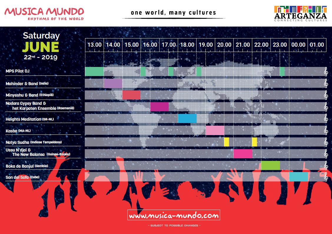 Musica Mundo @ Lieve Vrouwekerkhof