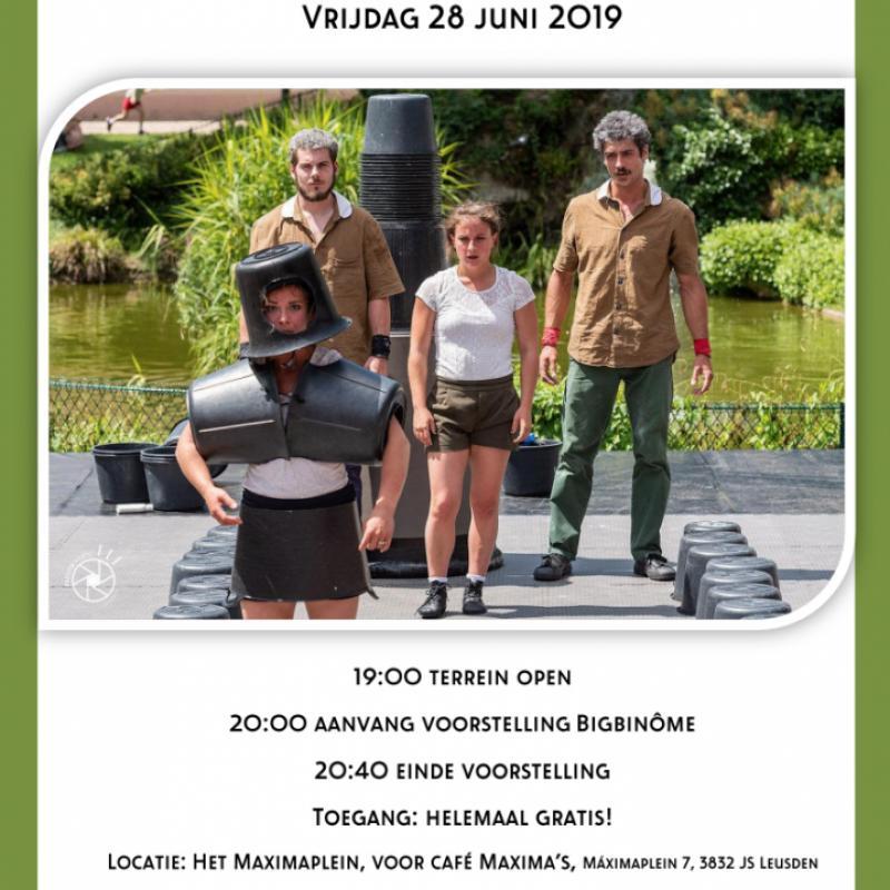 Theaterterras Leusden: Saut @ Maxima's Leusden