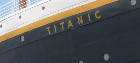 Eemhuiskoor: Ode aan de Titanic @ Eemhuis, 4e verdieping