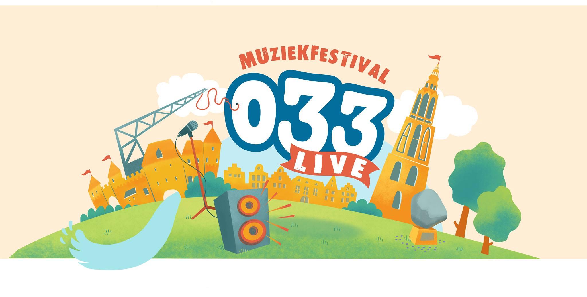 033Live @ Mijnbouwweg