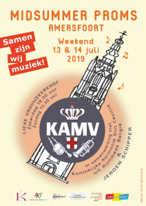 Koninklijke Amersfoortse Muziekvereniging @ Lieve Vrouwekerkhof