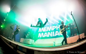 Memphis Maniacs & Daredevils @ De Blaak