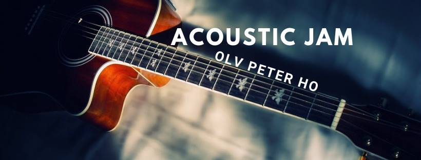 Acoustic Jam olv. Peter Ho @ Pitchers