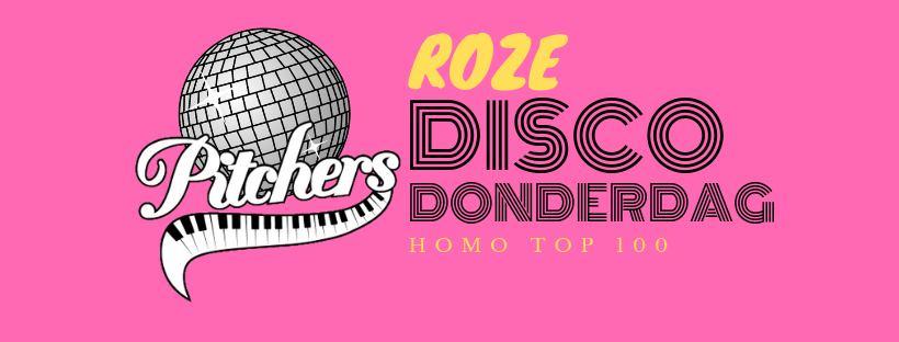 Roze Disco Donderdag @ Pitchers