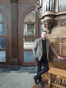 Orgelconcert: Sietze de Vries @ Oude Kerk