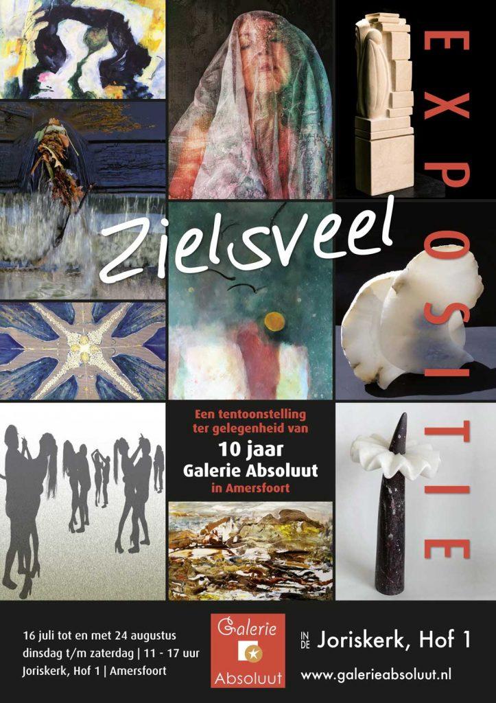 Opening: Zielsveel @ Sint Joriskerk