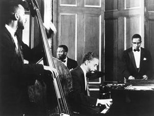 Sounds of the Modern Jazz Quartet @ Beauforthuis