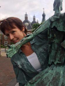 Cultuurcafé: Caroline Nelissen - De Krantenjongen @ Bibliotheek Woudenberg