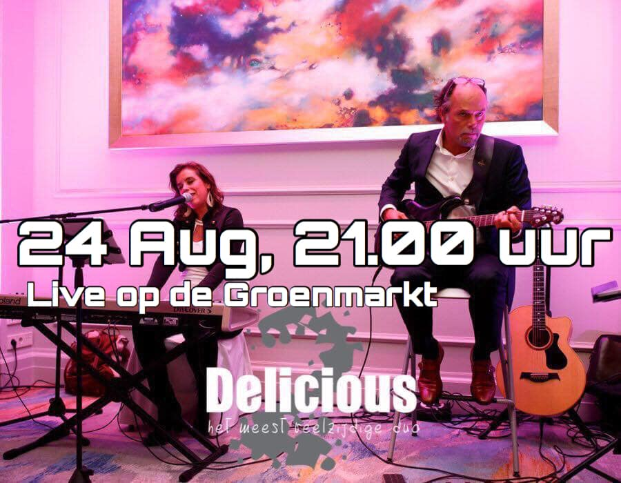 2Delicious @ Groenmarkt