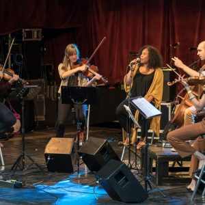 September Me: North Sea String Quartet & Lilian Vieira @ Flint
