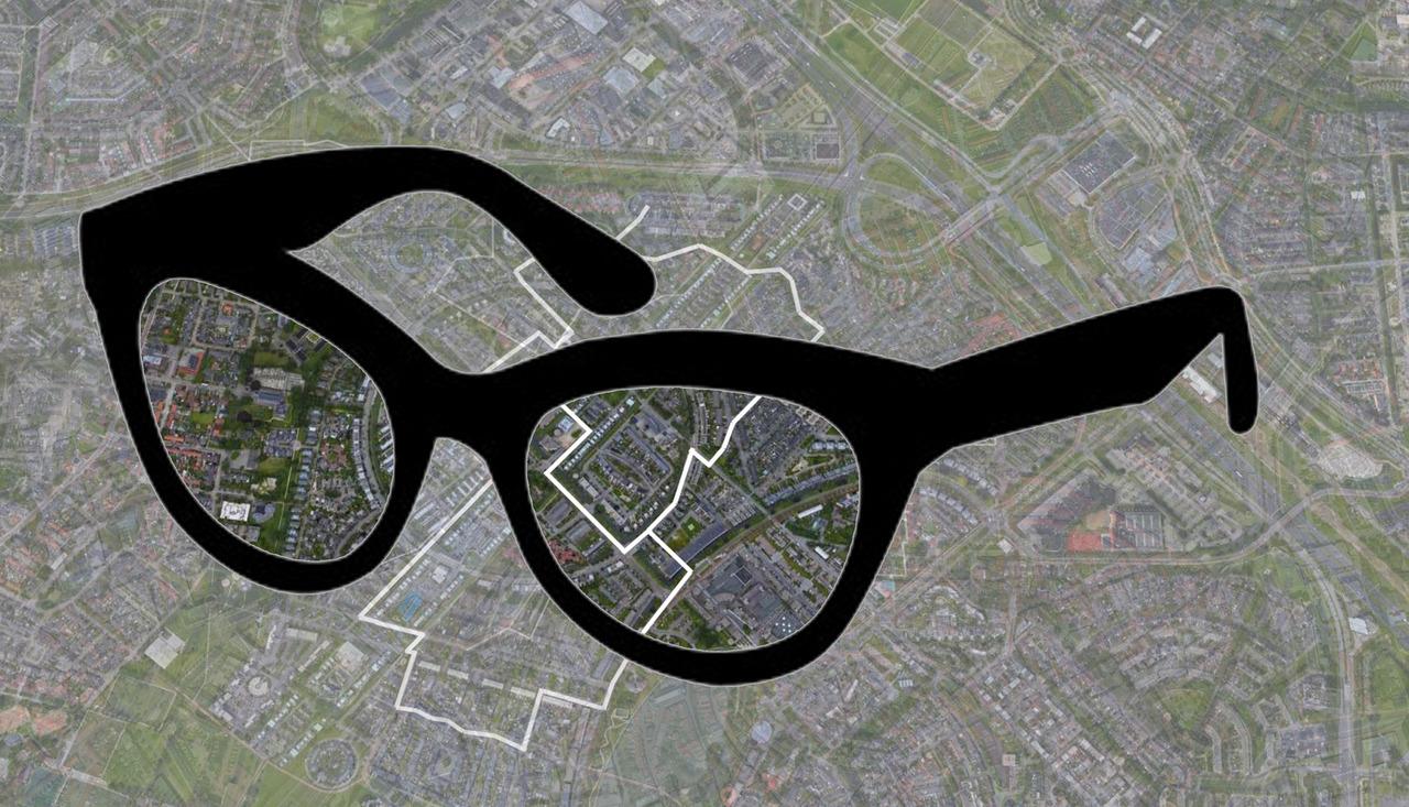 Jane's walk @ Kruispunt Hugo de Grootlaan en Utrechtseweg