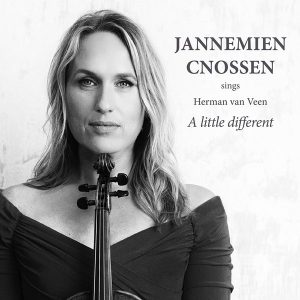 Jannemien Cnossen: A little different @ Herman van Veen Arts Centre