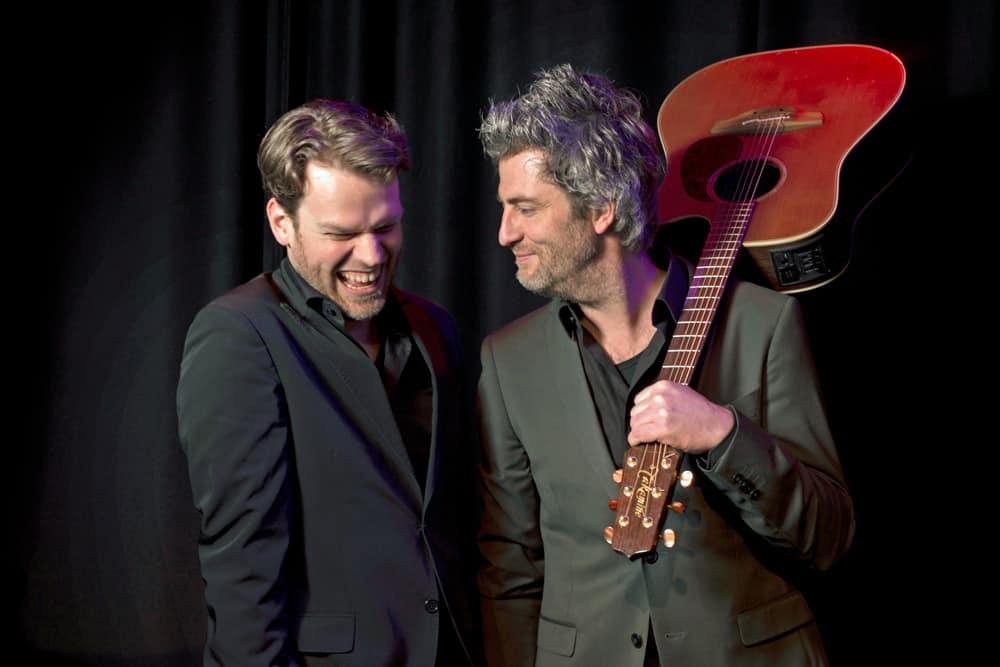 Bas Bons en Kees Vriend: Goesting @ Theater De Tuin